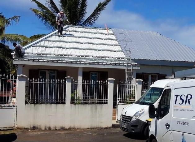 isolation toiture réunion 1ère image à droite